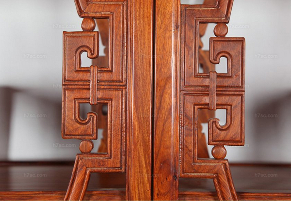 """红木家具上的""""五福""""到底是个啥?"""